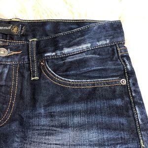 Lucky Brand Skirts - New Lucky Brand Denim Blossom Mini Skirt Size 4